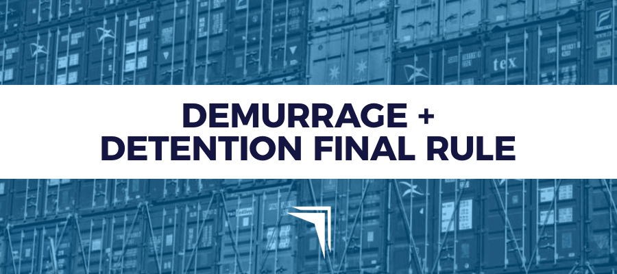 FMC Decision on Demurrage and Detention
