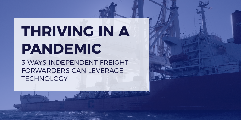 3 easy ways to help your freight forwarding business thrive in 2020